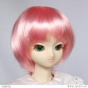 ウィッグ MOD Giselle 7-8インチ(ピンク)