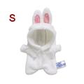 ウサギ(S)/プラッシュコスチューマー [ぬいぐるみ用洋服]