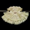 クラシックドレス No.123(クリーム)