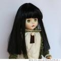 ウィッグ China Doll 12-13インチ(ブラック)