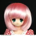 ウィッグ MOD Giselle 4-5インチ(ピンク)