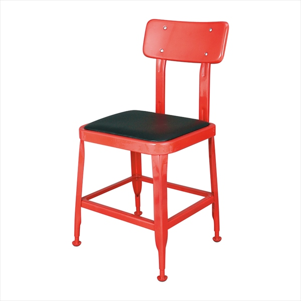 DULTON(ダルトン) STANDARD CHAIR REDスタンダード チェア