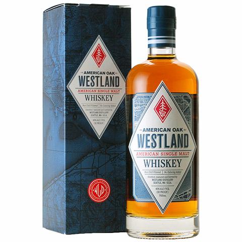 Westland American Oak American Single Malt