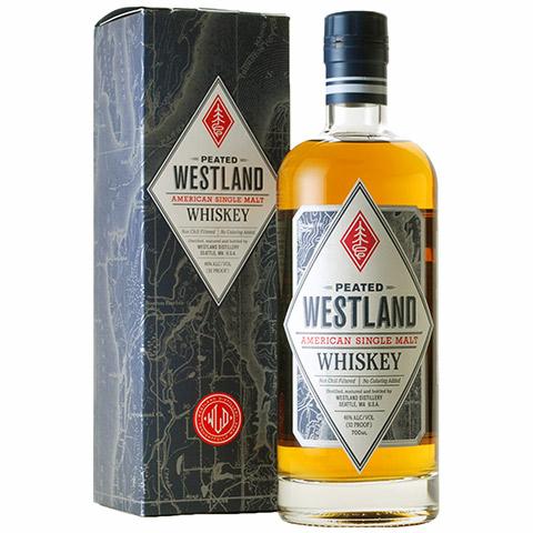 Westland Peated American Single Malt/46%