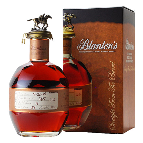 Blanton's Straight from the Barrel/65%