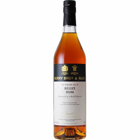 Belize Rum 2007/13yo/46%