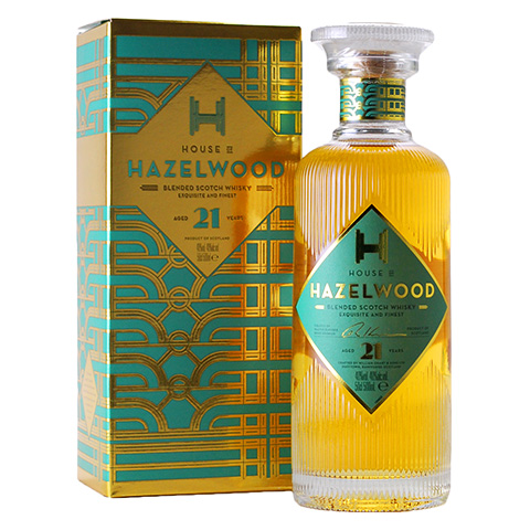 House of Hazelwood 21yo/40%