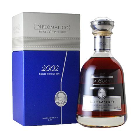Diplomatico Single Vintage 2002/43%