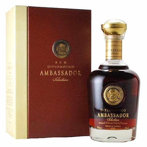 Diplomatico Ambassador/47%