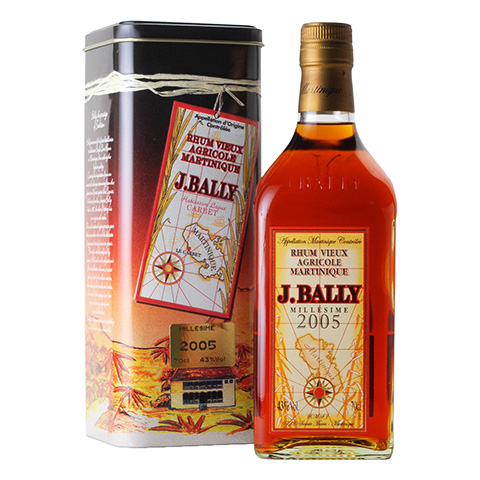J. Bally Millesime 2005/43%