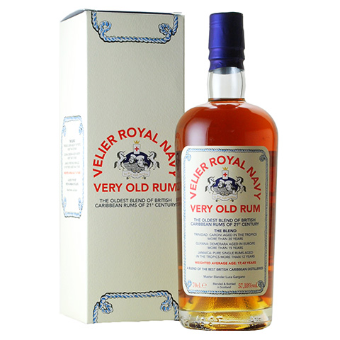 Velier Royal Navy Very Old Rum/57.18%