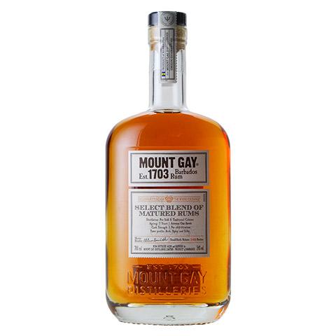 Mount Gay Rum 7yo/54%