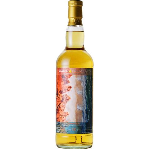 Taraansay Blended Scotch 2007/12yo/59.5%