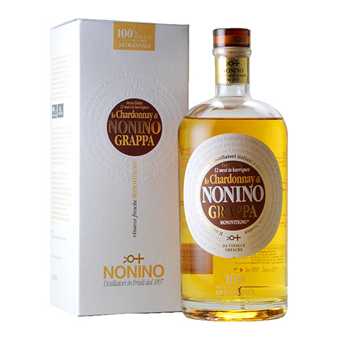 Grappa Monovitigno Lo Chardonnay Barriques/41%