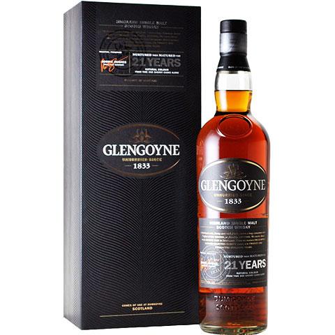 Glengoyne 21yo/43%
