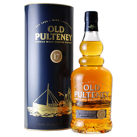 Old Pulteney 17yo/46%