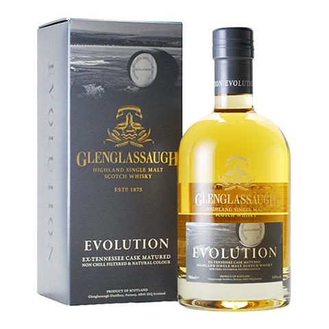 Glenglassaugh Evolution/50%