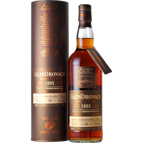 GlenDronach1995/19yo/54.2%