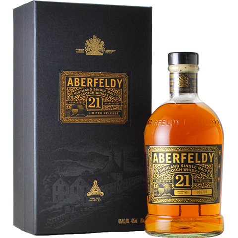 Aberfeldy 21yo/40%