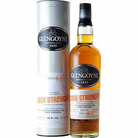 Glengoyne Cask Strength Batch 007/58.9%