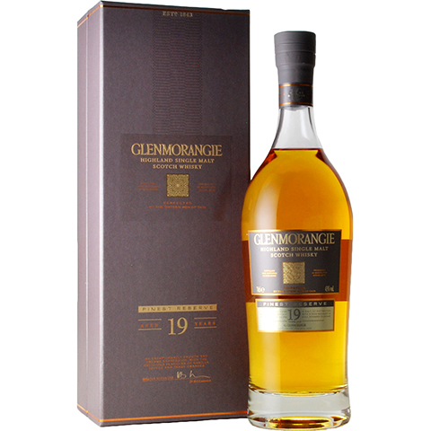 Glenmorangie 19yo/43%