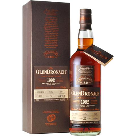 GlenDronach 1992/27yo/48.0%