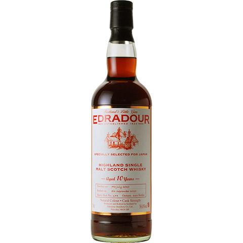 Edradour 2010/10yo/56.0%