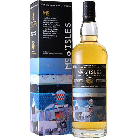 Mc of The Isles - Blended Malt/43.5%