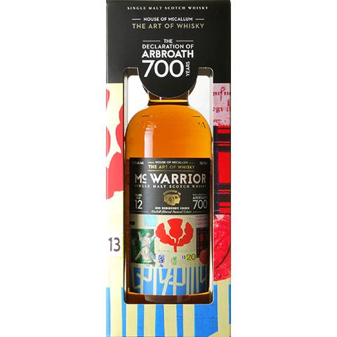 Mc Warrior 12yo/46.2%
