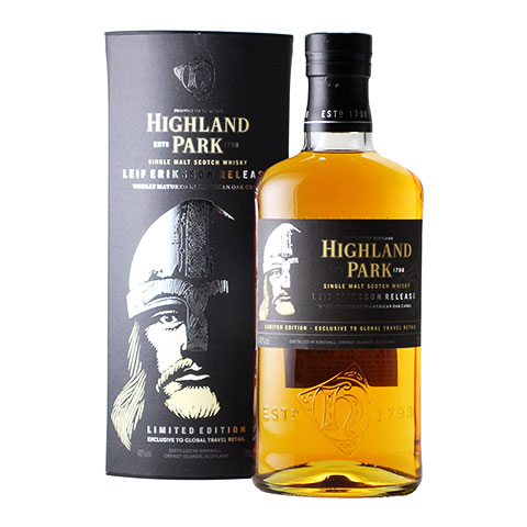 Highland Park Leif Eriksson/40%