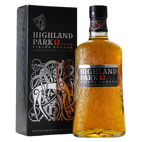 Highland Park 12yo Viking Honour/40%