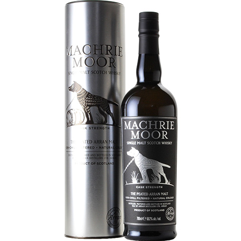 Machrie Moor Cask Strength/56.2%