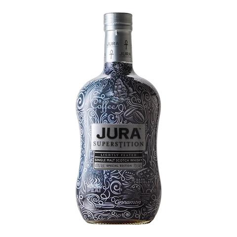 Jura Superstition Tattoo Bottle/43%