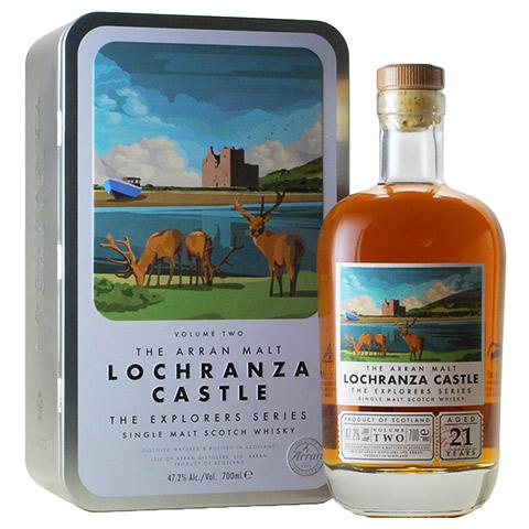 Arran Lochranza Castle 21yo/47.2%