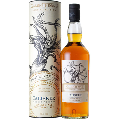Talisker Select Reserve - House Greyjoy/45.8%
