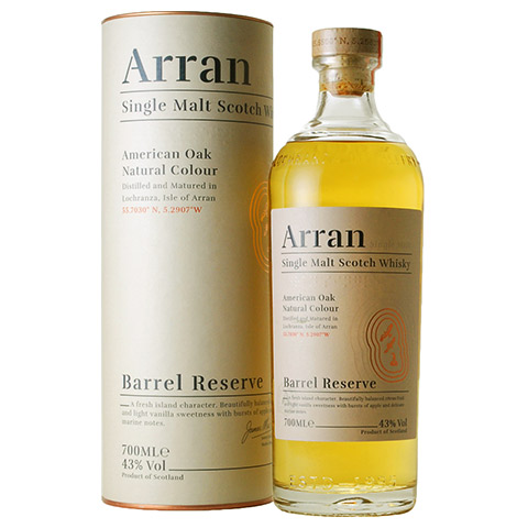Arran Barrel Reserve/43%
