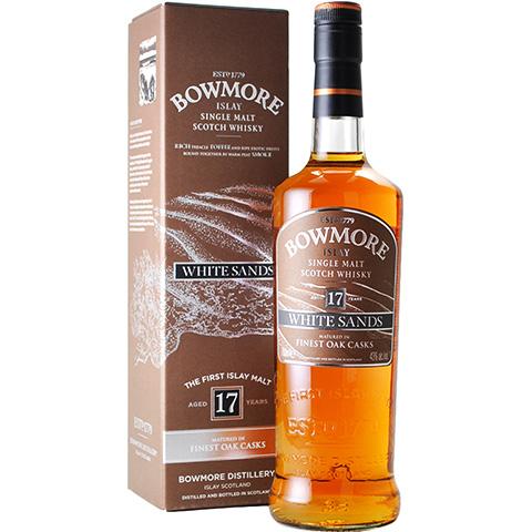 Bowmore White Sands 17yo/43%