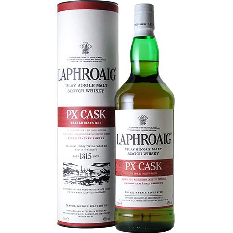 Laphroaig PX cask/48%