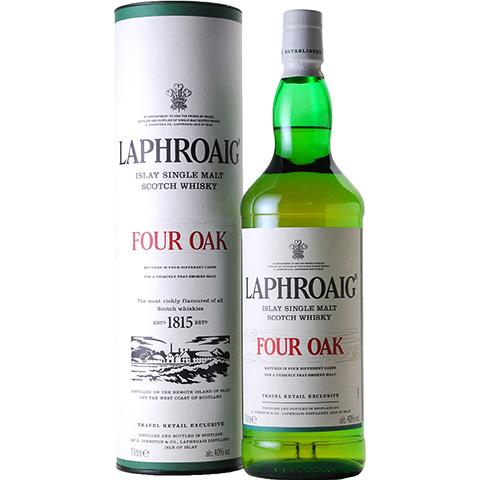 Laphroaig Four Oak/40%