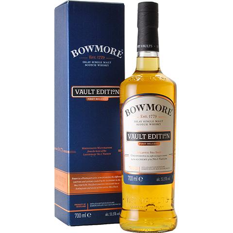 Bowmore Vault Edit №1/51.5%