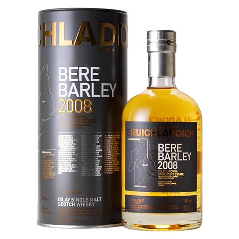 Bruichladdich Bere Barley 2008/50%