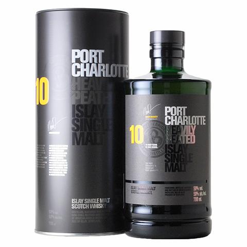 Port Charlotte 10yo/50%