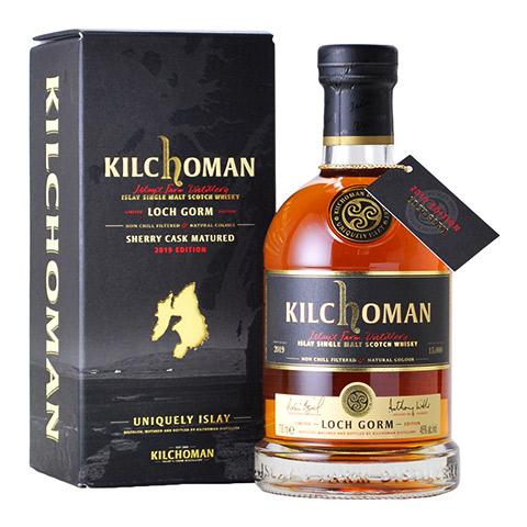 Kilchoman Loch Gorm 2019/46%