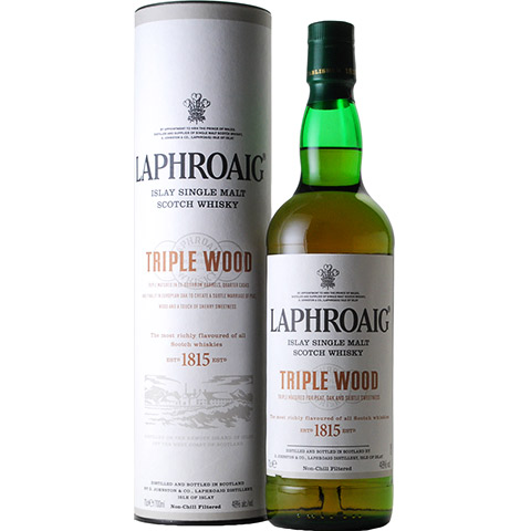 Laphroaig Triple Wood/48%