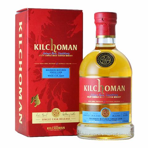 Kilchoman 2013/6yo/57.6%