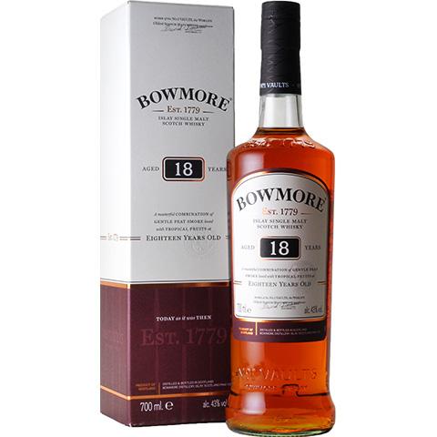 Bowmore 18yo/43%