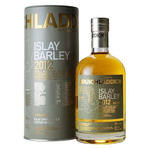 Bruichladdich Islay Barley 2012/8yo/50%
