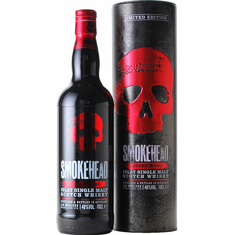 Smokehead Sherry Borb/48%