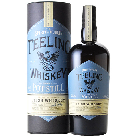 Teeling Single Pot Still Batch 2/46%