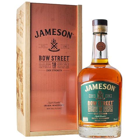 Jameson 18yo Bow Street Cask Strength/55.1%